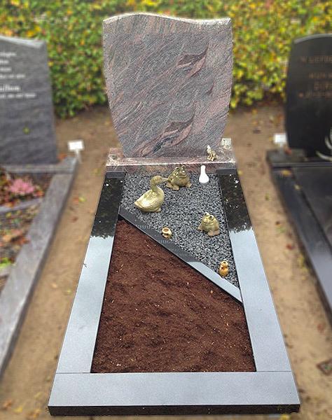 grafsteen van ronald bruinstroop